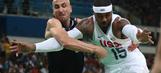 San Antonio Spurs at Olympics in Rio