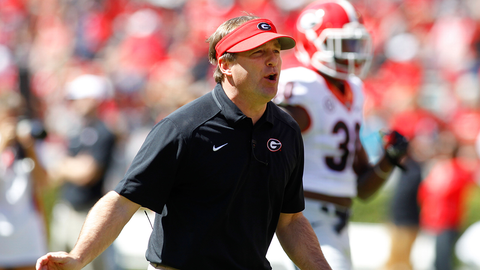 Kirby Smart will be coaching for his job at this time next season
