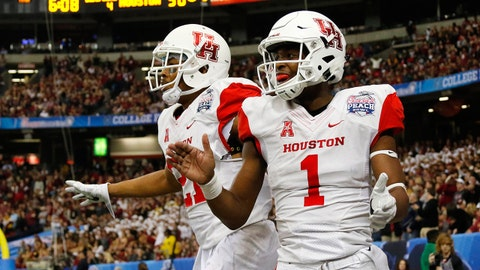 OKLAHOMA vs. HOUSTON at NRG Stadium in Houston, Sept. 5