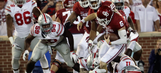 How far did Oklahoma fall in AP poll after loss to Ohio State?
