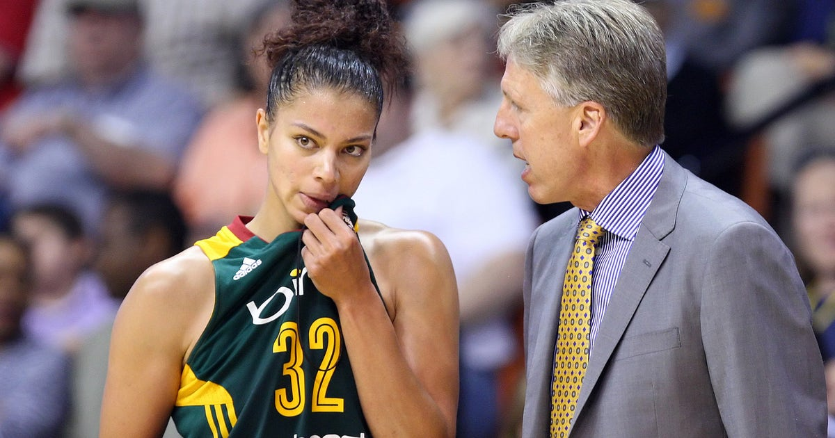 alysha clark doubling  wnba player college coach fox sports