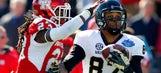 Vanderbilt's Matthews makes one-handed catch in Compass Bowl