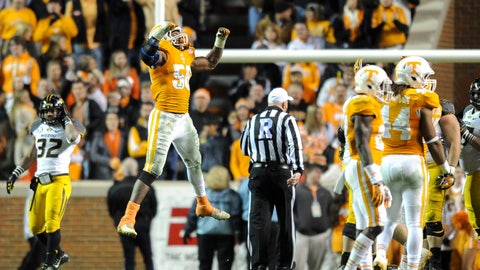 Curt Maggitt — Tennessee Volunteers