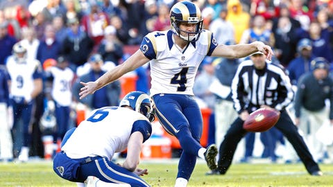 Greg Zuerlein will match or eclipse the NFL field-goal record