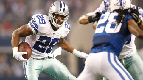 1. DeMarco Murray