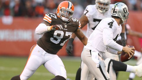 8 -- LB Jabaal Sheard, Browns