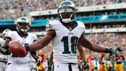 3 -- WR Jeremy Maclin, Eagles