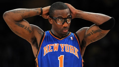 2. Amar'e Stoudemire, PF New York Knicks: $23,410,988