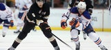 Lovejoy's two goals power Ducks past Oilers