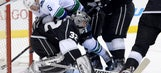 Quick wins in return, Kings beat Canucks to snap 5-game skid