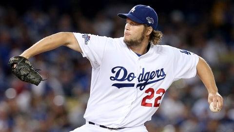1. Clayton Kershaw, Los Angeles Dodgers (2014)