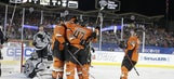 A game to remember for league-leading Ducks