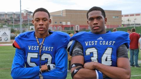 2014 West Coast Bowl