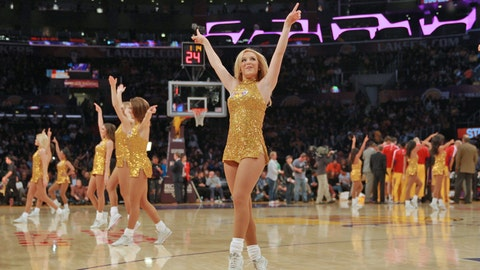 Lakers vs. Pacers 01/28