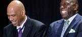 Magic Johnson apologizes to Laker Nation for recent outburst
