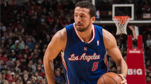 Hedo Turkoglu, 36, Los Angeles Clippers
