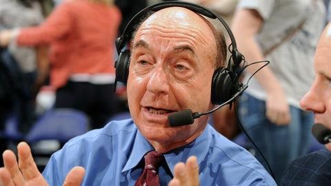 Seton Hall: Dick Vitale (legendary college basketball broadcaster)