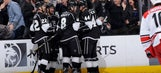 Offense stays hot as Kings win fourth straight