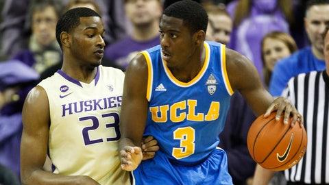 UCLA guard Jordan Adams: 6-5, 209