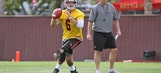 USC's Kessler: 'I'm competing against guys across the country'