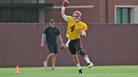 Gallery: USC spring practice