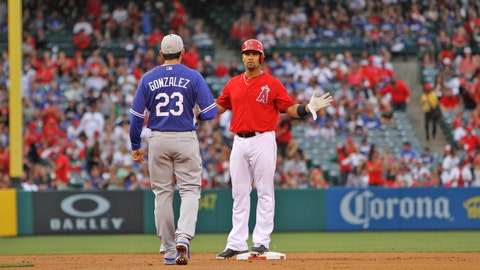Gallery: Final tuneup for Angels, Dodgers