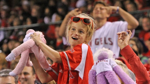 Gallery: Angels drop opener to Mariners