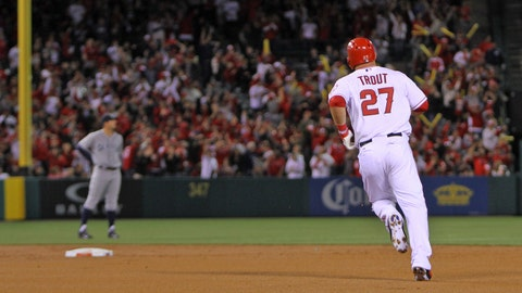 Gallery: Angels drop home opener to Mariners
