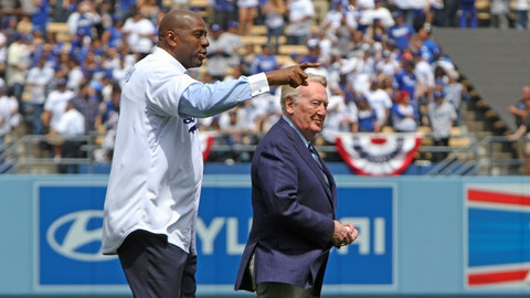 Gallery: Opening Day at Dodger Stadium