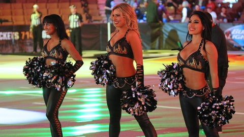 LA KISS vs. Cleveland Gladiators