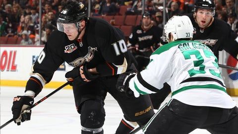 First round breakdown: Stars vs. Ducks