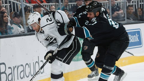 First-round breakdown: Kings vs. Sharks