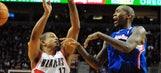 Blazers defeat Clippers in regular-season finale