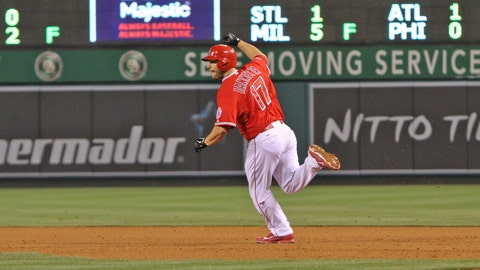 Gallery: Angels win a thriller in 12