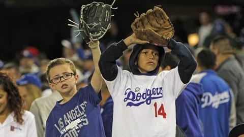 Dodgers drop one in 12