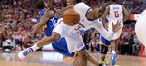 Mistakes haunt Clippers in Game 1 loss to Warriors