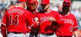 Angels drop Hector Santiago from starting rotation