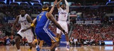NBA: Refs blew call at end of Warriors-Clippers Game 1