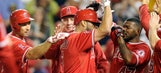 Angels react to historic night for Albert Pujols