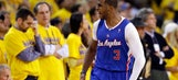 Clippers do just enough to take 2-1 series lead over Warriors