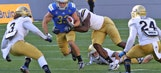 'Everyone was pretty shook up' — UCLA RB carted off with knee injury