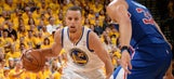 Curry, Warriors find 3-point stroke; down Clippers in Game 4