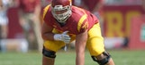 Offensive line full of questions for Sarkisian, USC