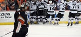 Kings rally past Ducks as Game 1 lives up to Freeway Faceoff hype