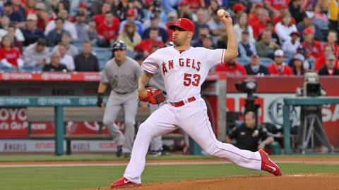 Gallery: Angels drop series to Yankees