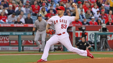 Gallery: Angels drop series to Yankees
