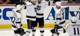 LA Kings eliminate rival Ducks 6-2 in Game 7