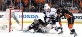 Kings eliminate Ducks in Game 7