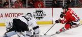 Blackhawks beat Kings 3-1 in Game 1