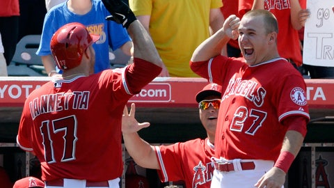 Happy Birthday, Mike Trout